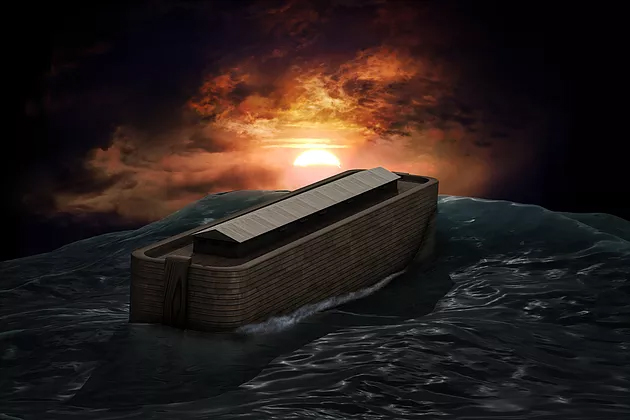 As in the Days of Noah…